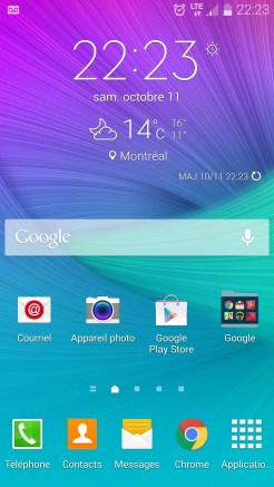 Samsung Galaxy Note 4 - Interface 05