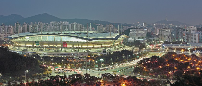 Seoul World Cup 2002 Stadium