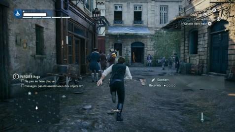 Assassins Creed Unity - Gameplay - Ubisoft