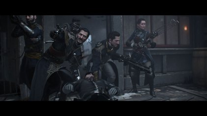 The Order 1886 - PGW Demo