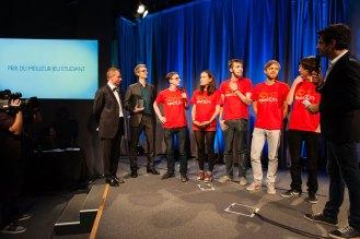 Prix du meilleur jeu étudiant - Anarcute - Crédits photos AFJV