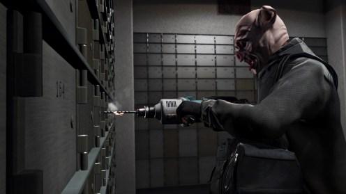 GTAV PS4 Heists braquages 2