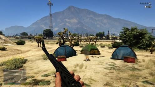 Les gunfights se jouent bien en vue FPS