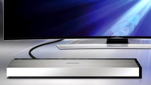 Samsung HU9000 - TV Coube 4K UHD - Boitier externe 1