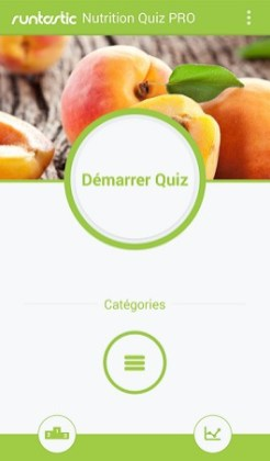 Runtastic Nutrition Quiz - 2