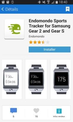 Samsung Galaxy Gear S - Apps 2