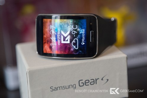 Samsung Gear S - Montre connectee - Test Geeks and Com -6