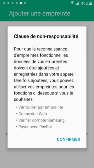 Configuration Samsung Galaxy S6 Lollipop 06