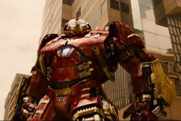 Avengers Ere Ultron - Marvel - Armure anti hulk veronica