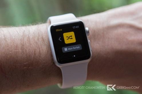 Application illico - Apple Watch-4