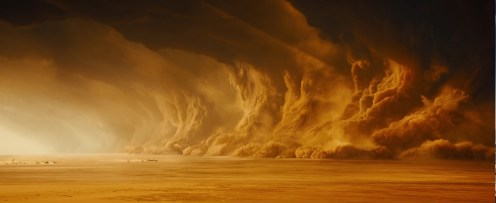 Mad Max tempete