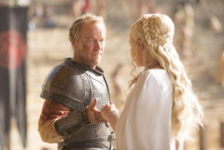 Jorah Daenerys Targeryen Game Of Thrones HBO