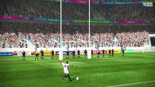 Rugby World Cup 15 screenshot 2
