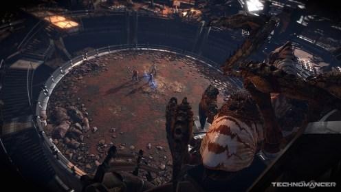 The technomancer screenshot 2