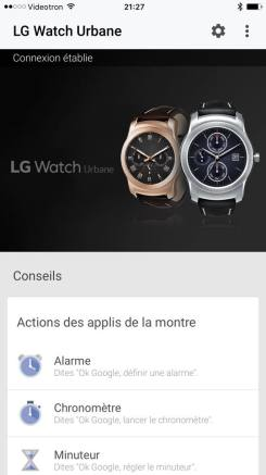 Android Wear iOS Watch Urbane 01