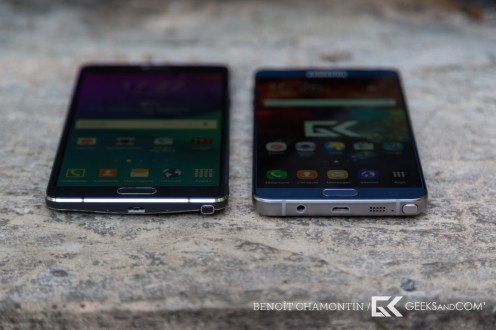 Samsung Galaxy Note 5 vs Note 4- Test Geeks and Com -2