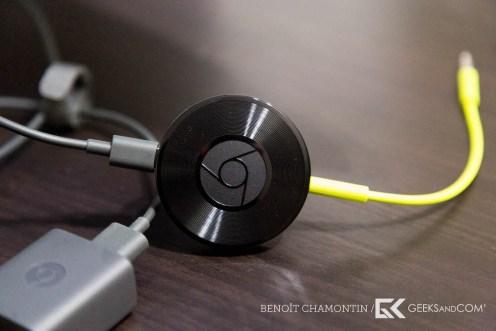 Google - Chromecast Audio - Test Geeks and Com