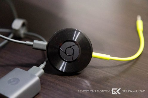 Google - Chromecast Audio - Test Geeks and Com