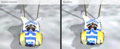 PlayStation 2 vs PlayStation 4 Emulation - Jeux Star Wars 1