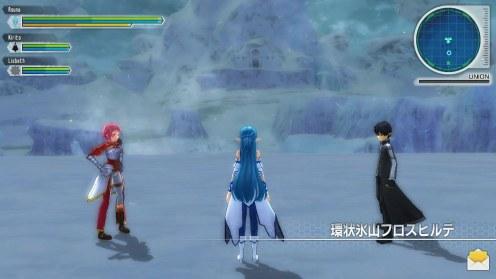 Sword Art Online Lost Song 10