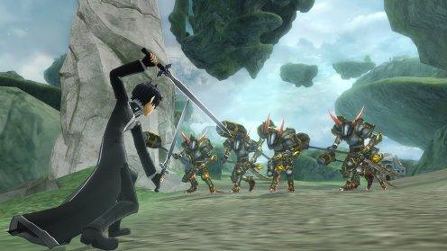 Sword Art Online Lost Song 9