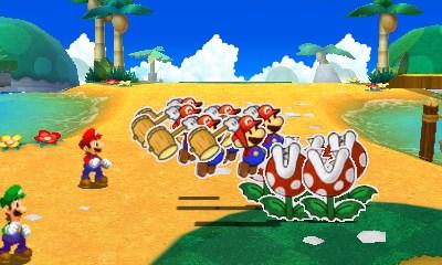 Mario & Luigi Paper Jam Nintendo 3DS Paper Mario