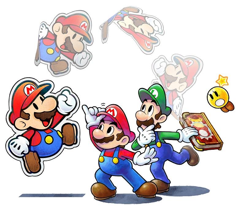 Mario & Luigi Paper Jam Nintendo 3DS