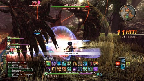 Sword Art Online Hollow Realization Preview 8
