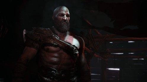 God of War Kratos Santa Monica Studio
