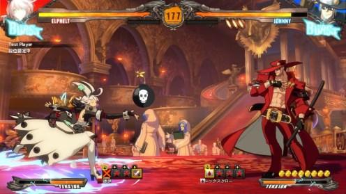Guilty Gear Xrd -Revelator- combat 2