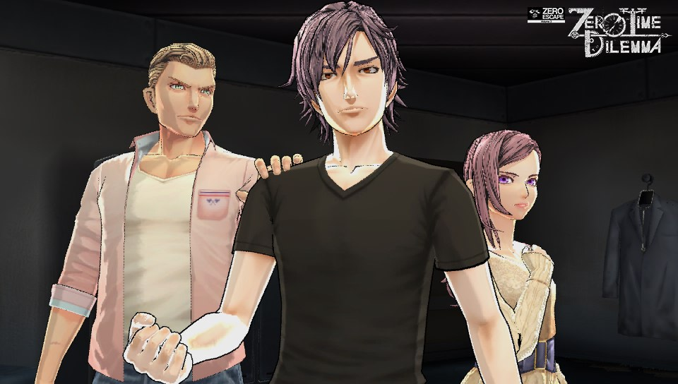 Zero Time Dilemma - C Team 2