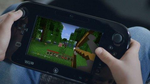 Minecraft Wii U Edition - 01