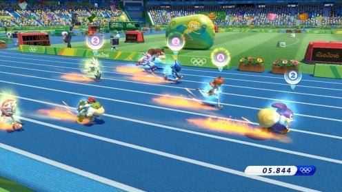 Mario et Sonic aux Jeux olympiques de Rio 2016 8