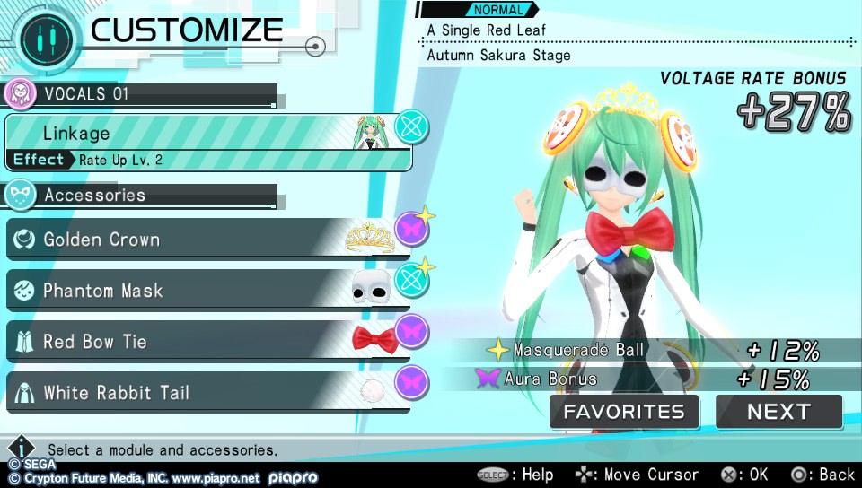Hatsune Miku Project Diva X 11