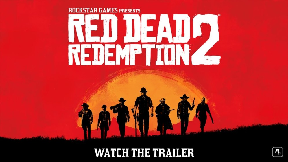 Red Dead Redemption 2 - Trailer