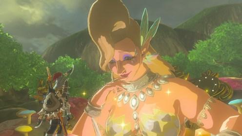 The Legend of Zelda Breath of the Wild Fairy