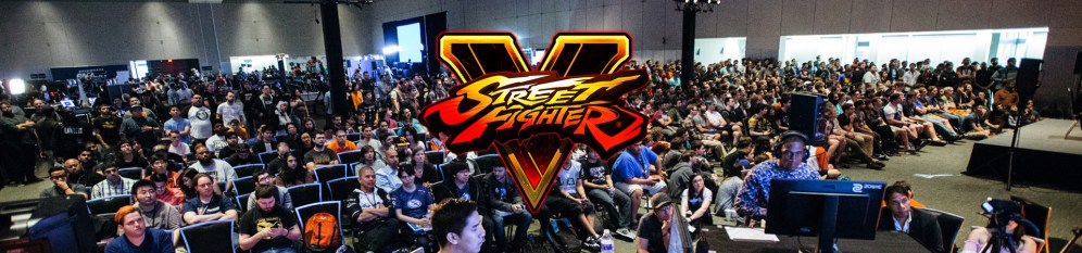 DreamHack 2017 - Street Fighter