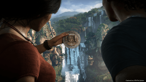 Uncharted : The Lost Legacy - Eau 1