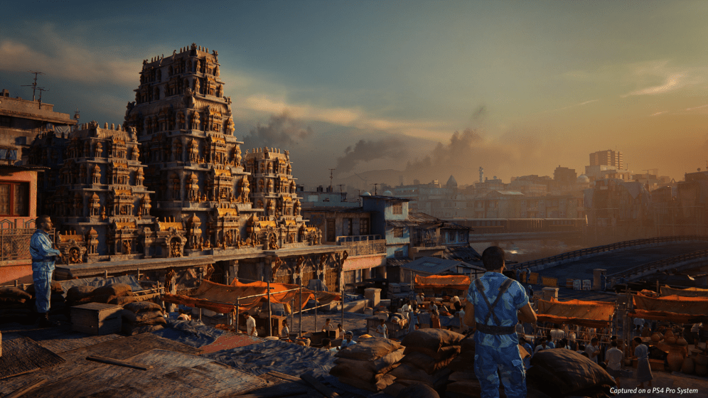 Uncharted: The Lost Legacy - Ville