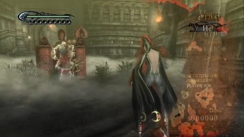 Bayonetta 1 massacre