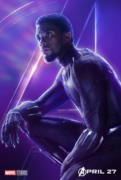 Avengers-Infinity-War-Affiche-Black-Panther