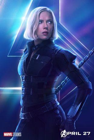 Avengers-Infinity-War-Affiche-Black-Widow