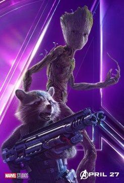 Avengers-Infinity-War-Affiche-Groot-&-Rocket