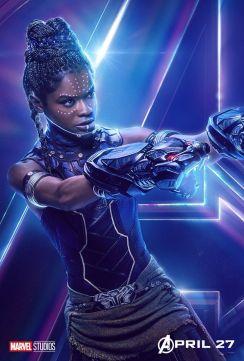 Avengers-Infinity-War-Affiche-Shuri
