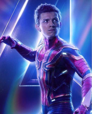 Avengers-Infinity-War-Affiche-Spider-Man