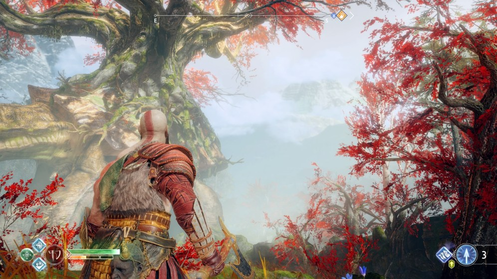 God of War Environnement 2