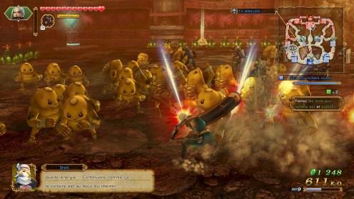 Hyrule Warriors Definitive Edition Impa