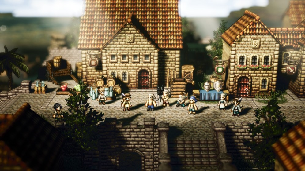Octopath Travel 1