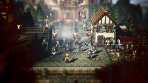 Octopath Travel 3