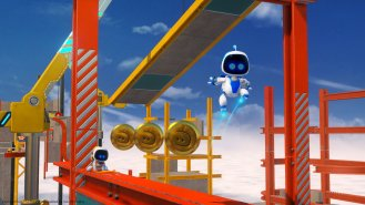 Astro Bot Rescue Mission Chantier